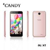 Android 6.0 Smartphone Gms do telefone móvel de 5.0 polegadas e de pilha de WCDMA 3G ou de 4G Lte telefone