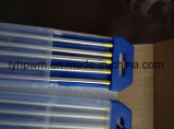 ISO6848 Strandardのランタンのタングステンの電極、純粋なタングステンの電極