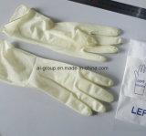Порошок свободного стерильные хирургические перчатки для медицинского использования