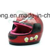 Шлем полной стороны малышей