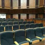 Sièges d'auditorium, Sièges de théâtre, Chaise d'auditorium, Chaires de théâtre, Chaise de chaise publique Chaise d'auditorium en tissu, Chaises d'auditorium (R-6127)