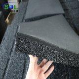 Patio exterior anti-UV Pintura mosaicos pisos de goma
