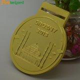 Оптовая торговля металлическими медаль с золотым покрытием