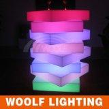 Partito RGB LED Dance Floor della barra di Woolf KTV