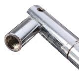 Chrome Ferramenta Extrator de haste de válvula da ferramenta de instalação de reparo do carregador do Pneu