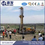 Macchina mobile montata cingolo della piattaforma di produzione del pozzo d'acqua Hfx400/500