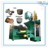 Máquina de bronze automática hidráulica do carvão amassado da microplaqueta