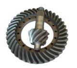 Engranaje axial biselado de acero que trabaja a máquina para la maquinaria agrícola