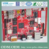 Carte USB PCB 94V0 Carte PCB Sans conducteur LED Carte PCB Transformateur de courant de montage PCB