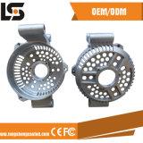 電動機エンジンの端カバーのための鋳造アルミの部品を停止しなさい