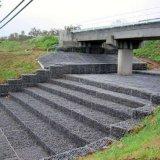 Cestas revestidas do PVC Gabion do baixo preço