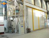 Qualitäts-großer Stahlkonstruktion-Sand-Startenraum mit automatischem abschleifendem Wiederverwertungs-System