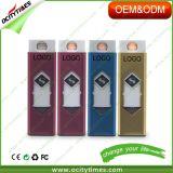 고품질 담배를 위한 재충전용 USB 금속 점화기