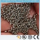 Píldora de acero del material 430/308-509hv/0.6mm/Stainless para la preparación superficial