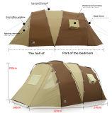 Vente bon marché de tente, tente campante de deux chambres à coucher