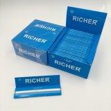 Reicheres erstklassiges ungebleichtes/weißes Zigarettenrauchen-Walzen-Papier