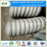 Accessori per tubi capi ellittici serviti solidi della protezione di estremità dell'acciaio inossidabile
