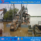 De hete Verkopende Gouden Boot van de Baggermachine, de Gouden Baggermachine van de Emmer van de Ketting