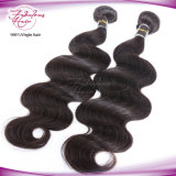 Trama peruana de venda do cabelo do Virgin do corpo 8A da qualidade superior do cabelo de Fbl a melhor