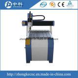 Mini máquina de madera publicitaria del ranurador del CNC de la talla 6090