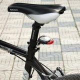 Lampe de sécurité arrière arrière rechargeable à bicyclette LED à bicyclette à LED