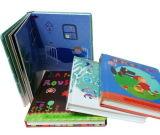 Activité de vente d'enfants chaud funny Conseil livre avec des puzzles carton Professional Service d'impression du livre