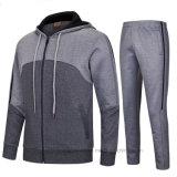 Venda por grosso de desgaste de formação desportiva sem formatação personalizada Suit Varsity Jacket