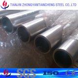 Tubulação de aço inoxidável sem emenda de ASTM A312 304 no estoque da tubulação sem emenda