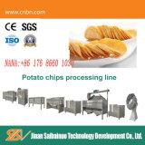 De Standaard Halfautomatische Verse Chips die van Ce Machine verwerken