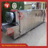 Máquina de secagem da correia vegetal contínua do ar quente