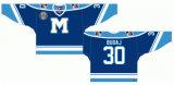 Liga de Hóquei de Ontário personalizados São Miguel de Toronto Majores 1997-2007 Home Road Hóquei no Gelo Jersey