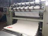 Автоматическая производственная линия лицевой ткани с высокоскоростным журналом увидела машину
