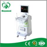 Scanner d'échographie-Doppler de couleur du chariot 3D à équipement médical d'hôpital de My-A028A