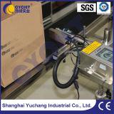 Impresora automática de la máquina de la codificación del rectángulo de la inyección de tinta del aerosol de Cycjet Alt200
