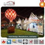 3X3m 4X4m 5X5m de Kleine Tent van de Tent van de Pagode voor Carnivals