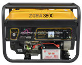 3kw Open Type Single Phase Portable Gasoline Generators (ZGEA3800 и ZGEB3800)