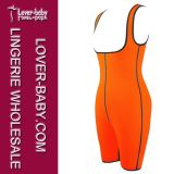 여자는 매우 땀났다 스포츠 열 Bodysuit (L42658-1)를