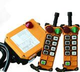 Systeem van de Controles van Telecrane het Industriële Radio Remote van F24-8d