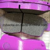 Piezas de la pista del freno de disco D2104 para Toyota Hiace 04465-25040