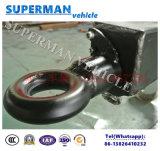20FT Utility o transporte de contentores de mesa reboque completo industrial para utilização de porta