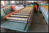 Dx mosaïque vitré machine à profiler de couleurs en usine
