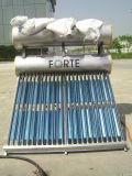 低圧の大きい容量の太陽給湯装置