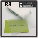 Papier à rouler King Size ultra mince Slim 14GSM avec marque de papier personnalisé