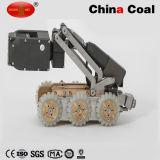 cingolo robot del CCTV di 150-600mm della macchina fotografica di controllo a distanza del tubo