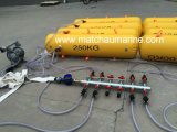 400kg Water Filled Weight Bag Lffeboat Load Test Water Bags