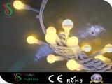 Mini-bola String de LED de iluminação decorativa com marcação CE