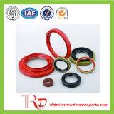La precisión duradero NBR Viton FKM el sello de aceite de caucho de silicona