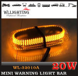 工場価格こはく色カラーパトカー小型LED Lightbar