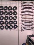 4 cable espiral reforzado la manguera hidráulica SAE R13