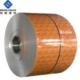 De heldere Kleur maakte de de Met een laag bedekte Rol/Strook van het Aluminium met Deklaag PE/PVDF voor het Systeem van het Plafond in reliëf